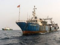 Seven Chinese Vessels Detained Off West Africa for Illegal Fishing