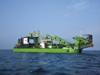 Belgian group DEME was awarded with dredging contracts in Africa worth 125 million EUR