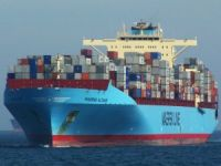 Maersk Line reported net loss of 66 million USD in Q1 2016