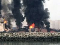 One dead and four injured after explosion on product tanker Ebrahim 1 at Al Hamriyah Port