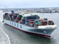 Photos: COSCO Development Makes History as Biggest Ship to Visit U.S. East Coast