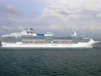 Fire broke out on cruise ship Island Princess off Alaska