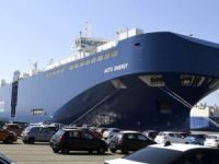 Spotted: World's Largest LNG Car Carrier Presented at Bremerhaven