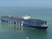 CMA CGM posted higher than expected profits in Q1 2017