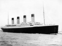 From Deep in Atlantic, Titanic Relics Sail Toward Auction