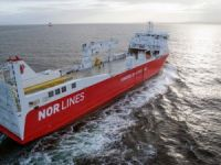 """Nor Lines, Rolls-Royce Ink 1st """"Power-by-the-Hour"""" Service Agreement"""