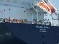Höegh Giant Staying Busy ahead of Ghana Contract