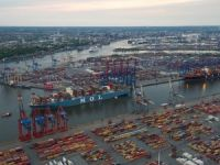 Turnover of port of Hamburg increased by 1.7% in January-March 2017