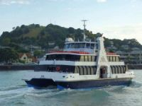 Fullers Fined NZD 130,000 after Ferry Collided with Wharf