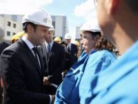 French President to Look into Terms of Fincantieri's Acquisition of STX France