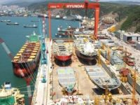Hyundai Heavy Industries and Lloyd's Register working on joint design of dry-cargo ships