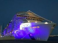 MSC Cruises Names Its First Next-Generation Cruise Ship