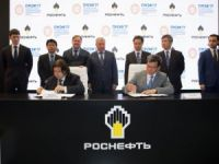 Hyundai Samho, Rosneft Ink Cooperation Deal on Aframaxes