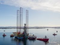 North Sea Drilling Rig Using 100% Shore Power to Cut Carbon Emissions