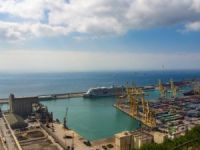 Spotted: AIDA's Newest Ship Reaches Barcelona