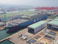 Imabari Launches 20,150 TEU MOL Boxship