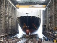 Second DFDS RoRo Launched in Flensburg