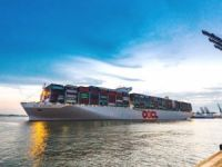 Port of Felixstowe Welcomes World's Largest Boxship
