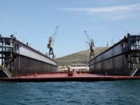 PPA's New Floating Dock for 80,000-Ton Ships to Start Ops in November