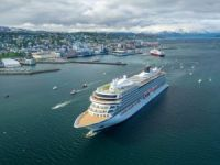 Spotted: Third Viking Cruise Ship Christened in Norway