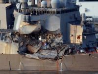 USS Fitzgerald: Destroyer Ignored Warnings from Containership Before Collision -Reuters