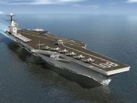 NNS gets $148.7 million for additional CVN 80 long-lead material