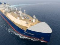 Ice-Class LNG Carrier 'Christophe de Margerie' Starts Maiden Voyage Through Northern Sea Route