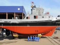 Ukrainian shipyard to design concrete-hulled towboat