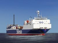 Stena ferry saves fuel, rolls less after ABB software upgrade