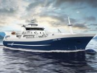 Hybrid propulsion a first for new fish farming vessel