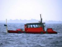 New hydrographic survey boat for Nellemann Survey