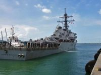 Search Continues for Missing USS John S. McCain Sailors