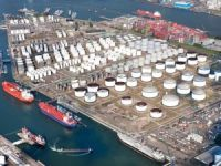 Rotterdam bunker fuel sales down 2.1% on year in second quarter
