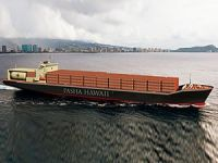 Pasha Hawaii firms up box ship order at AMFELS