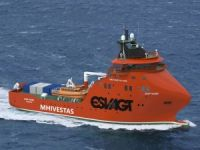 ESVAGT orders SOV to support 15 year MHI Vestas contract