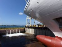 Seabourn's next cruise ship launched at Fincantieri