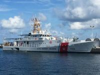 Bollinger Shipyards delivers FRC 25 to USCG