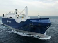 Bahri's New Ro-Ro Ship Calls New Orleans