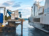 Wireless charging demo marks breakthrough in electric ferry tech