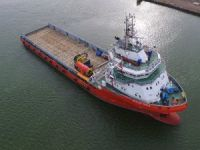 SEACOR Chooses Kongsberg Hybrid Power Solutions