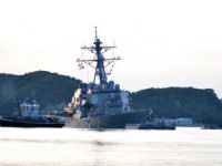 Navy to Change USS Fitzgerald's Homeport to Pascagoula