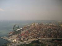 Tuas mega port: First phase of works crosses halfway mark