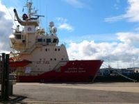 Plight of Malaviya Seven crew continues as auctioneer withdraws ship from sale
