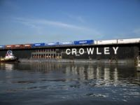 Crowley: Commercial Cargoes to Puerto Rico Picking Up