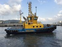 Wilson Sons delivers second tug in Damen ASD 2411 quartet