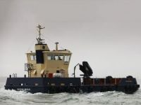 U.K. shipyard delivers harbor workboat to Svitzer