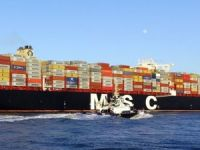 Ukrainian master disappears from MSC containership in Italy