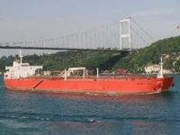 Tanker danger in the Straits