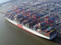 Ultra-Large Containerships Seen Dominating Asia-Europe Trade in 2020's