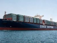 Cosco set for record container fleet growth next year